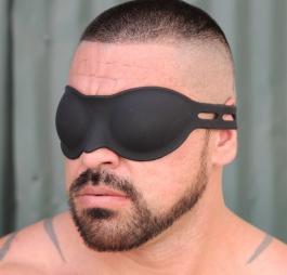 シリコン製 アイマスク